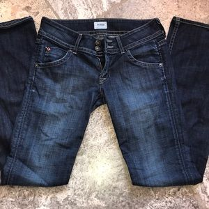 Hudson signature bootcut jeans style W170DHA